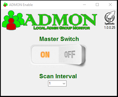 ADMON -Master Switch