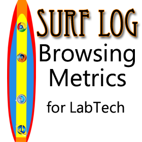 Surflog Browser Metrics