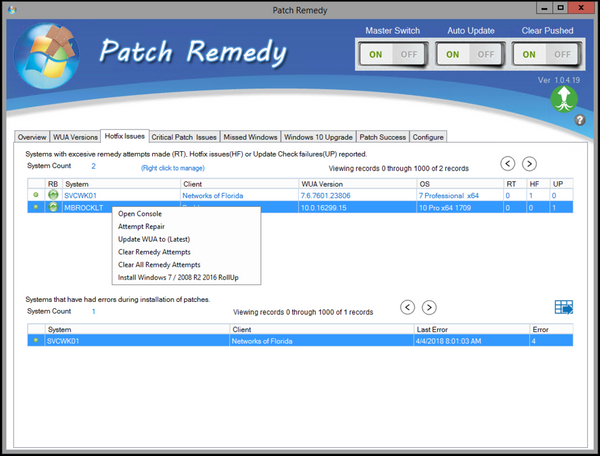 Patch Remedy for LabTech License (per month)