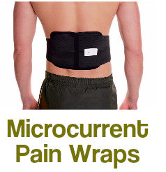 7 Microcurrent Pain Wraps