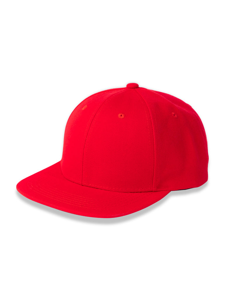 The 24 Snapback in Red