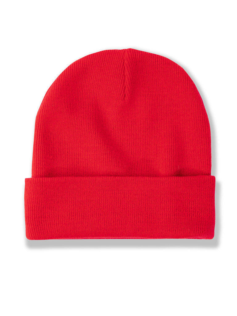 The 24 Beanie in Red