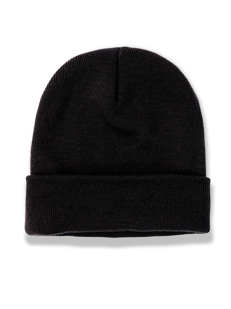 The 24 Beanie in Black