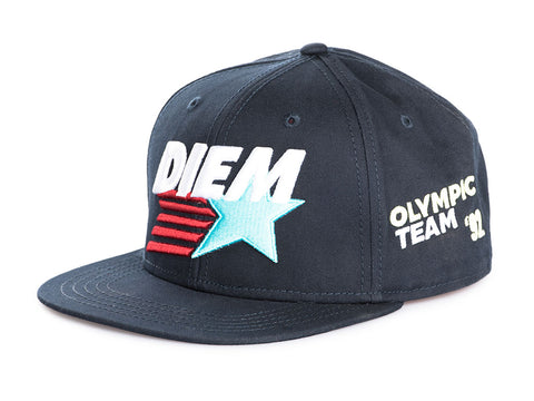 The DIEM Star Stripe Dad Hat in Navy.  10.00 CAD.  44.00 CAD. The Crooks  and Castles Light Up ... 44d9b4691861