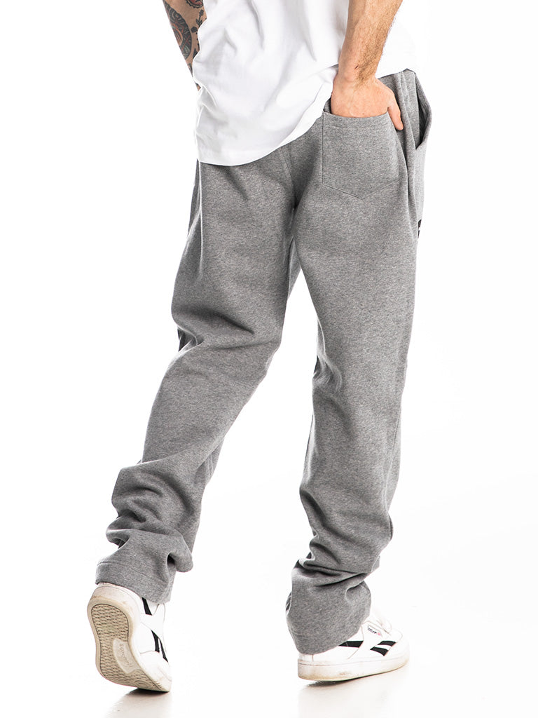 The Hustle Gang Chronic Sweatpants in Heather-Black