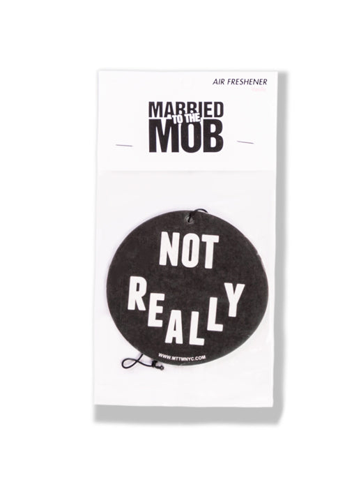 The Married To The Mob Not Really Air Freshener