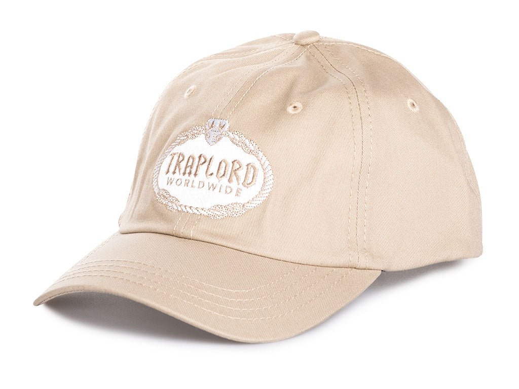 THE TRAP LORD CREST DAD HAT IN SAND