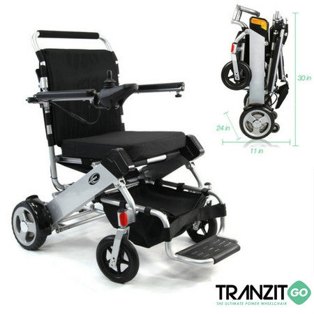 Transit Portable Electric Wheelchair