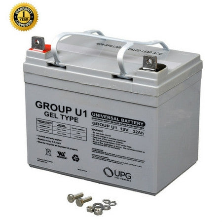 Gel Cell Type Battery