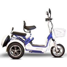 EW-27 Crossover Electric 3 Wheels 2 Passengers Scooter - Reliving Mobility