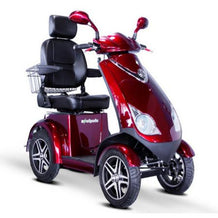 EW-72 Heavy Duty 4 Wheels Scooter By E-Wheels - Reliving Mobility