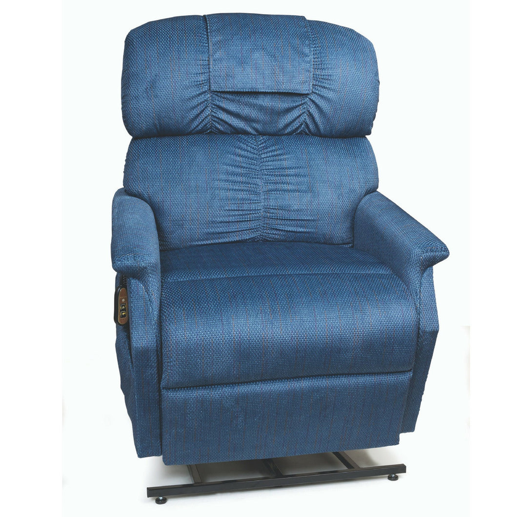 Position Lift Chairs Golden Tech Comforter Extra Wide Large Lift Chair W Dual Motor X X on Zero Gravity Outdoor Chair