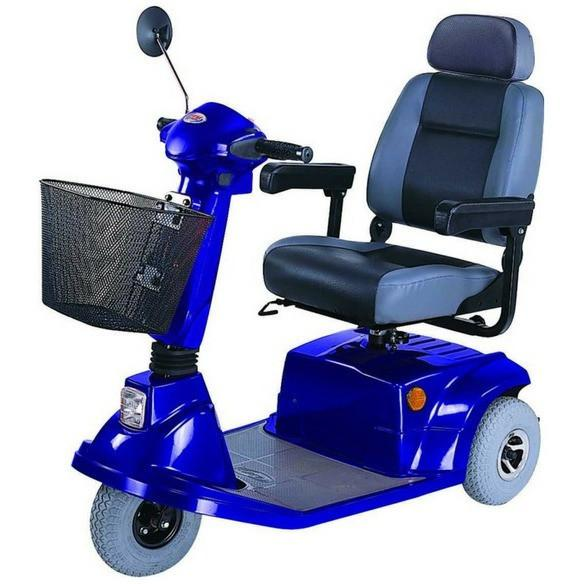 CTM HS-570 3-Wheels Scooter - Reliving Mobility