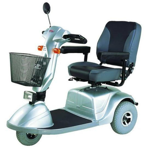 3 Wheels - CTM HS-730 3-Wheels Heavy-Duty Scooter