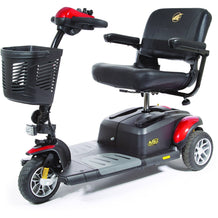 Golden Buzzaround EX Portable 3 Wheel Scooter GB118D, 350 lb Capacity - Reliving Mobility