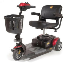Golden Technologies Buzzaround XLS 3 Wheels Scooter (GB117S) - Reliving Mobility