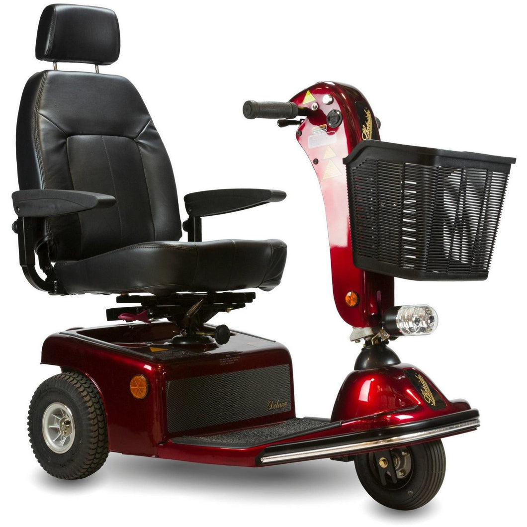 Shoprider Sunrunner 3 Wheel Scooter, 300 lb Capacity - Reliving Mobility