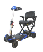 Enhance Mobility Transformer S3021 Portable Folding 4 Wheel Scooter - Reliving Mobility