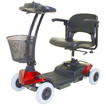 CTM HS-118 4 Wheels Scooter - Reliving Mobility