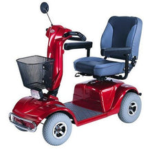 CTM HS-740 4-Wheels Heavy-Duty Scooter - Reliving Mobility