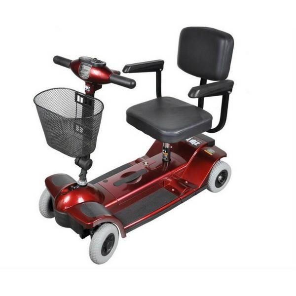 Zip'r Xtra Traveler 4 Wheels Scooter - Reliving Mobility