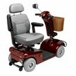 Shoprider Sunrunner 4 Wheels (SOPRD618) Luxury Scooter - Reliving Mobility