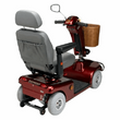 Shoprider Sunrunner 4 Wheel Scooter, 300 lb Capacity - Reliving Mobility