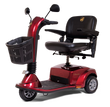 Golden Companion 3 Wheel Scooter GC340C, 400 lb Capacity, 4.5 mph - Reliving Mobility