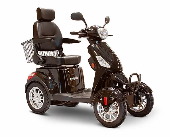 EWheels EW-46 Heavy Duty 4 Wheel Scooter - Reliving Mobility