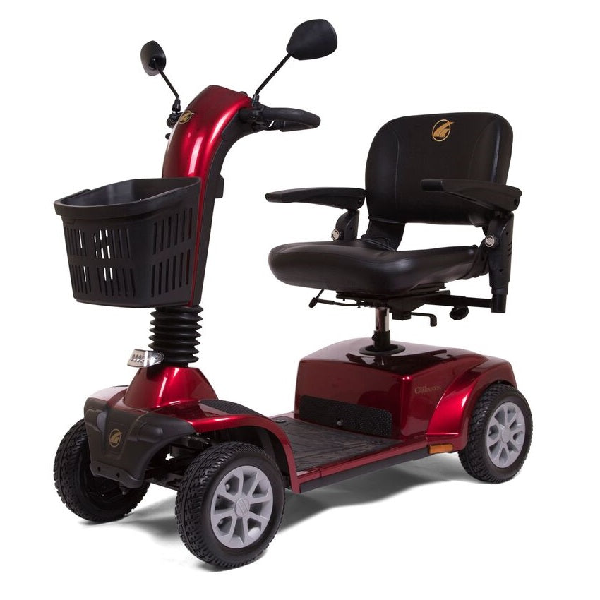 Golden Companion 4 Wheel Scooter GC440C, 400 lb Capacity, 4.5 mph - Reliving Mobility