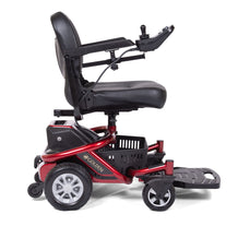 Golden Literider Envy Portable Electric Wheelchair GP162R, 300 lbs - Reliving Mobility