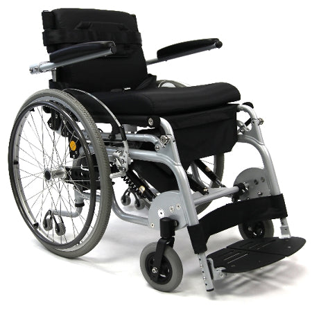 Manual Standing Wheelchair 16