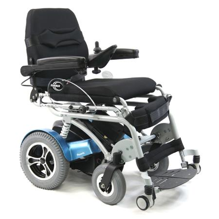 Karman XO-202 Power Stand Up Wheelchair - Reliving Mobility