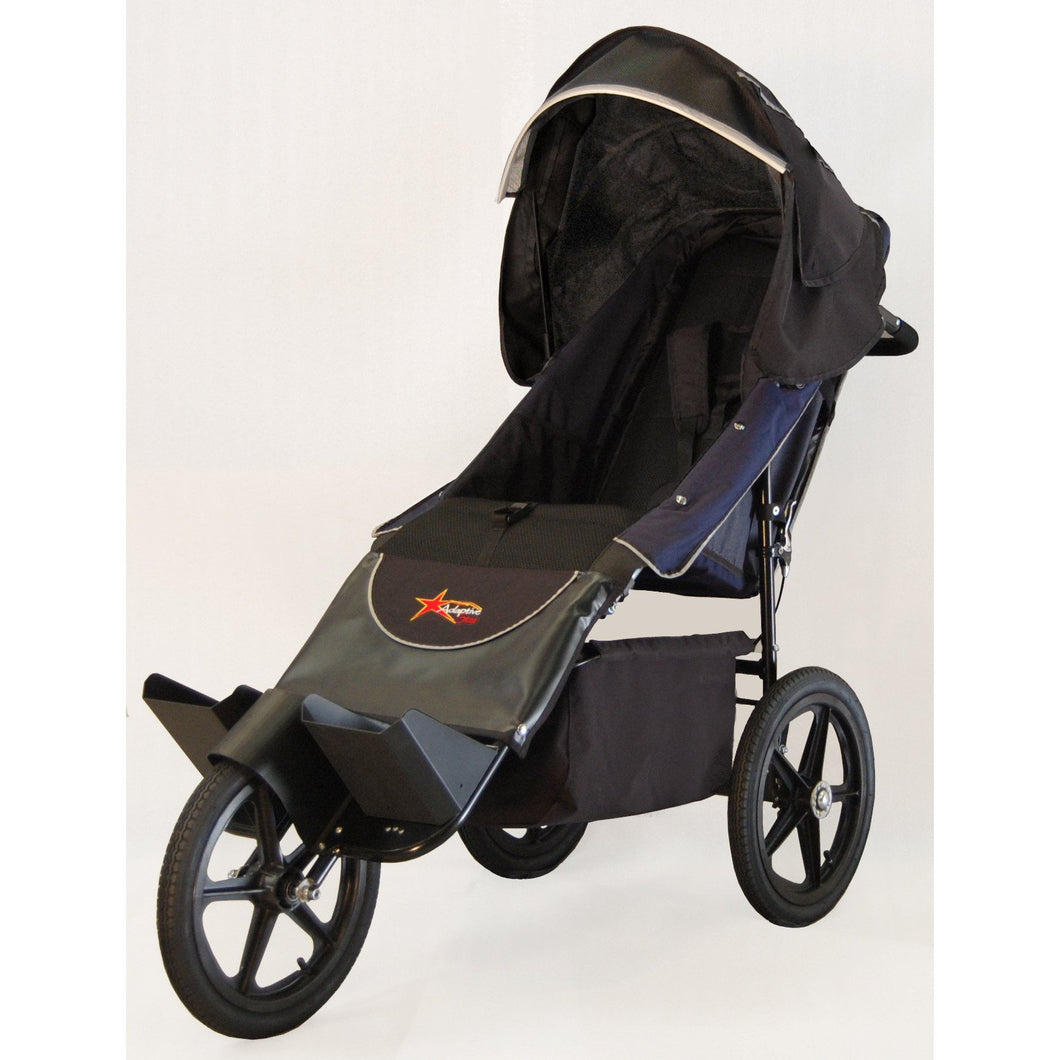 Axiom Endeavour 2 Indoor/Outdoor Mobility Push Chair - Reliving Mobility