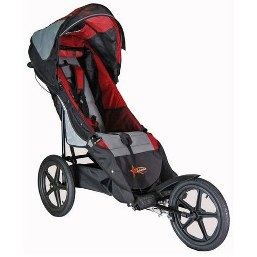 Adaptive Stroller - Axiom Improv 2 Indoor/Outdoor Medical Mobility Stroller