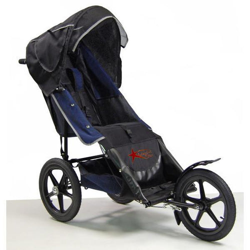 Adaptive Stroller - Axiom IMPROV 3 Indoor/Outdoor Mobility Push Chair