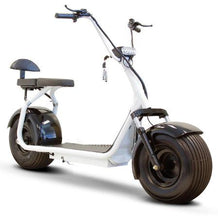 EWheels EW-08 Fat Tire 2 Person Scooter, 500 lb Capacity, 20 mph - Reliving Mobility