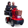 EWheels EW-88 Two 2 Person Scooter, 575 lb Weight Capacity, 10 mph - Reliving Mobility