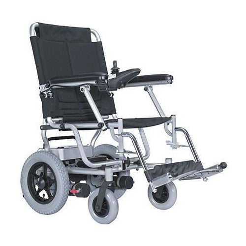 Heartway P15S Puzzle Portable Folding Power Wheelchair - Reliving Mobility