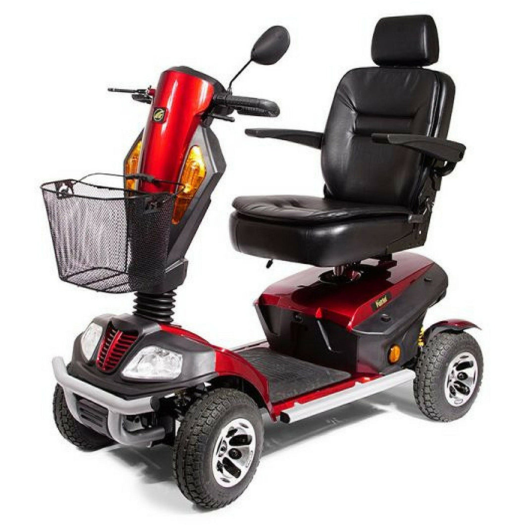 Golden Patriot Heavy Duty 4 Wheel Scooter GR575D, 400 lb Capacity - Reliving Mobility