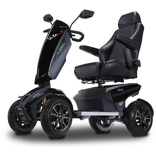 Heartway S12S Vita Sport Heavy-Duty 4 Wheels Scooter - Reliving Mobility
