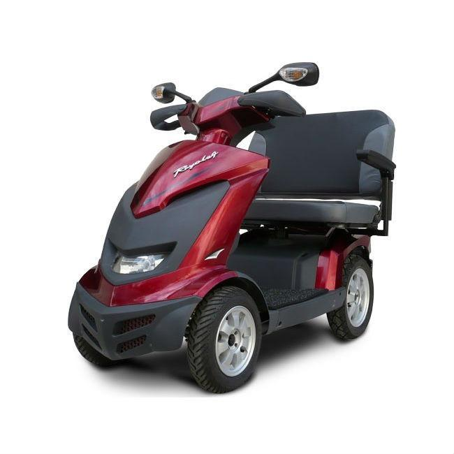 EV Rider Royale 4 Dual Heavy-Duty Scooter - Reliving Mobility