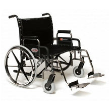 E&J Paramount XD Heavy-Duty Bariatric Wheelchair (5PX10620-1) - Reliving Mobility