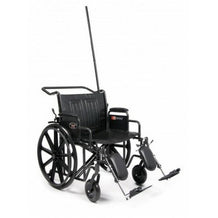 Traveler HTC Heavy-Duty Bariatric Wheelchair (3J010330) - Reliving Mobility