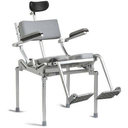 Nuprodx MC3000Tilt Shower Toilet Commode Chair - Reliving Mobility