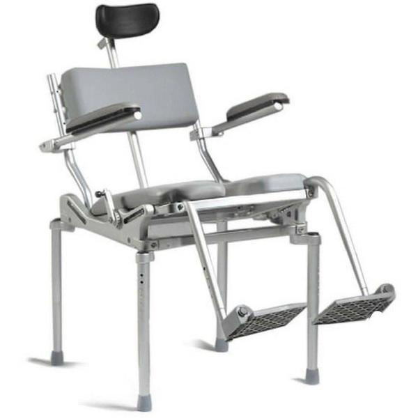 MultiChair 3000Tilt Shower & Commode Chair - Reliving Mobility