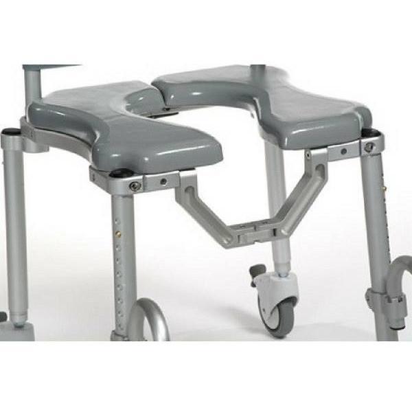 Multichair 4000 Rolling Shower Amp Commode Chair Reliving
