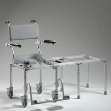 Nuprodx Rolling Toilet Commode & Tub Slider MC6000 - Reliving Mobility
