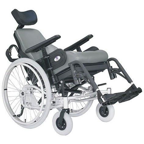 EV Rider HW1 Spring Manual Wheelchair - Reliving Mobility