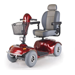 Golden Avenger Heavy Duty 4 Wheel Scooter GA541D, 500 lb Capacity - Reliving Mobility